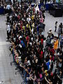 People gather at the atrium of SM City Clark for a mall event (3).jpg