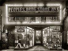 Peoples Drug Wikipedia