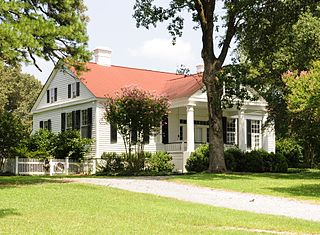 Perry-McIlwain-McDow House United States historic place