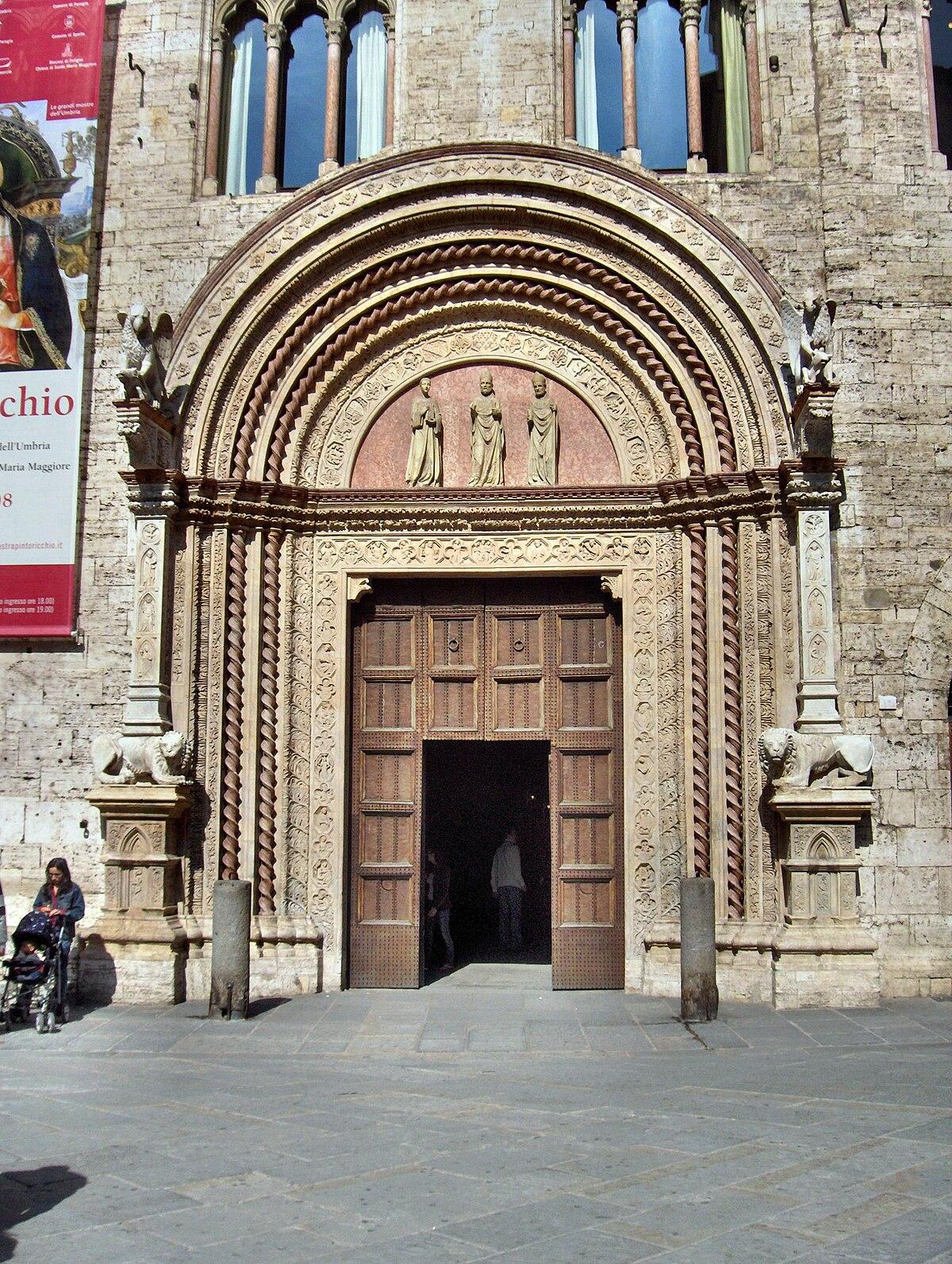 Galleria nazionale dell'Umbria - Wikipedia