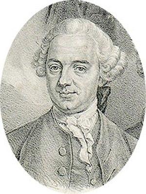 Peter Jonas Bergius - Peter Jonas Bergius, 1847