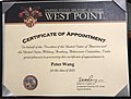 Peter Wang Certificate of Appointment.jpg