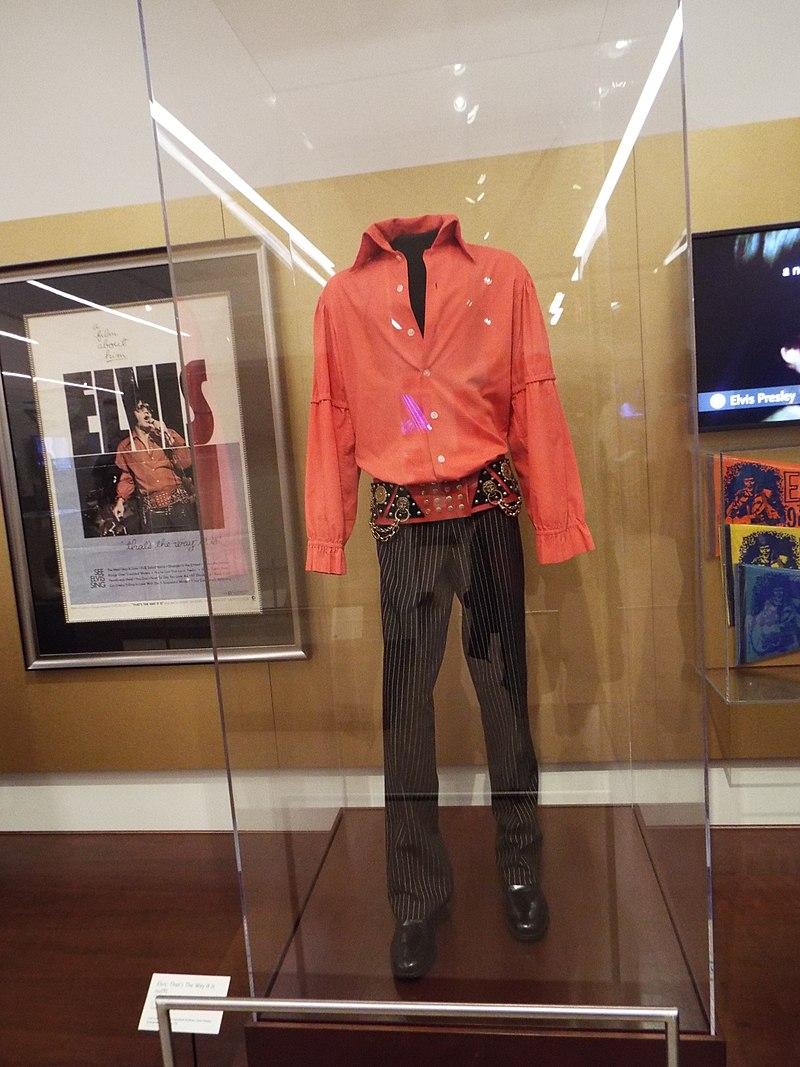Phoenix-Musical Intrument Museum-Elvis Presley exhibit-1.jpg