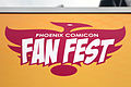 Phoenix Comicon Fan Fest sign (23301117850).jpg