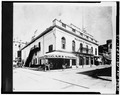 Photo, circa 1900 - Walnut Street Theater, 829-833 Walnut Street, Philadelphia, Philadelphia County, PA HABS PA,51-PHILA,605-13.tif