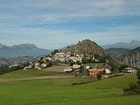 Piégut, vue du village du sud-o.jpg