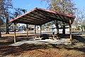 Picnic shelter, T.C. Jeffords Park, Sylvester.jpg