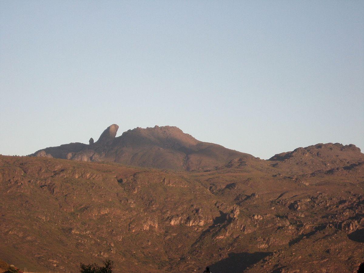 Pico Do Itacolomi Wikipedia A Enciclopedia Livre