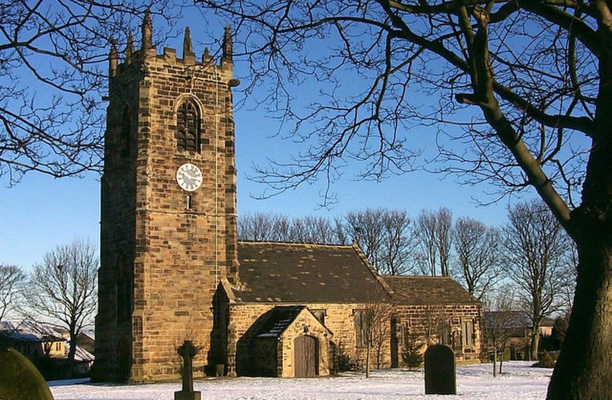 Picture Postcard Parish Church - geograph.org.uk - 1298684.jpg