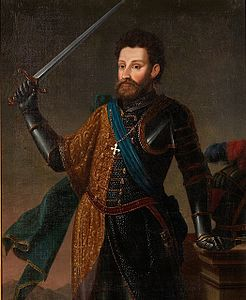 Pierre II de Savoie (Collection Reggia di Venaria Reale).jpg
