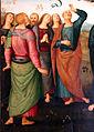 Pietro perugino, ascensione di cristo, 1510 circa 06.JPG