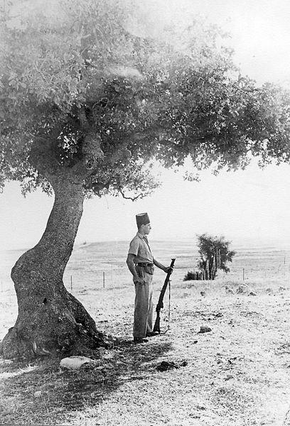 גן-שמואל-נוטר בשמירה 1940-5