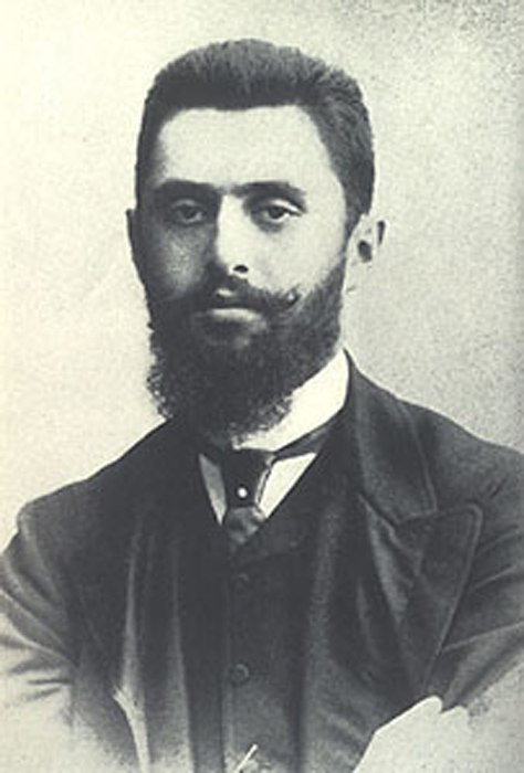 PikiWiki Israel 6975 young Theodor Herzl