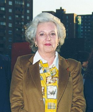Infanta Pilar, Duchess of Badajoz - Image: Pilar de Borbón