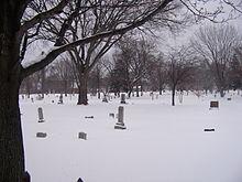 Minneapolis Pioneers And Soldiers Memorial Cemetery