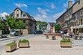 Place de la Porte Theron in Saint-Come-d'Olt 02.jpg