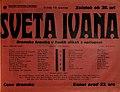 Plakat za predstavo Sveta Ivana v Narodnem gledališču v Mariboru 28. marca 1937.jpg