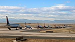 Planes lined up at Denver International Airport.JPG