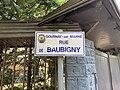 Plaque Rue Baubigny - Gournay-sur-Marne (FR93) - 2021-04-24 - 2.jpg