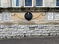 Plaque commemorating the opening of the Victoria Hall, Grange Over Sands, in 1901.jpg