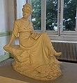 Plaster statue of Marie Bashkirtseff.jpg