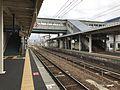 Platform of Minami-Miyazaki Station 2.jpg
