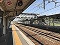 Platform of Nishi-Takaya Station 5.jpg