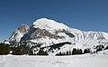 Plattkofel from West in winter 2013.jpg