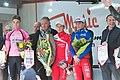 Podium du 27ème cyclo-cross international de Dijon 05.jpg
