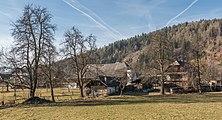 Poertschach Winklern Brockweg Brockhof und vulgo Ostermann 06022016 0533.jpg