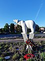 Polar Bear, bevrijdingsmonument in Hilversum.jpg