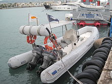 Photo of Cyprus Police R.I.B. (Rigid Inflatable Boat)