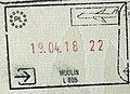 Polish entry stamp (Warsaw Modlin Airport).jpg