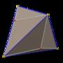 Polyhedron truncated 4b dual