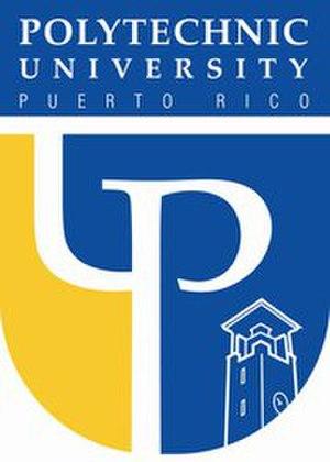 Polytechnic University of Puerto Rico - Image: Polytechnic Universityof Puerto Rico Logo
