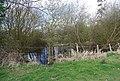 Pond, Hill Hoath - geograph.org.uk - 1262412.jpg