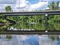 Pont de la route 348, vue de la rue Saint-Patrick, à Rawdon.jpg