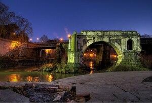 Pons Aemilius (Ponte Rotto)