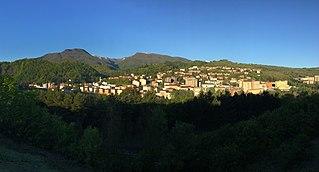 Porretta Terme Frazione in Emilia-Romagna, Italy