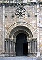 Portada de la Iglesia de San Juan, en Zamora.jpg