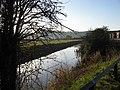 Portis drain at Middle Bridge, Portishead - geograph.org.uk - 1070779.jpg