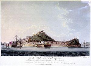 Siege of Porto Ferrajo - Image: Porto Ferrajo