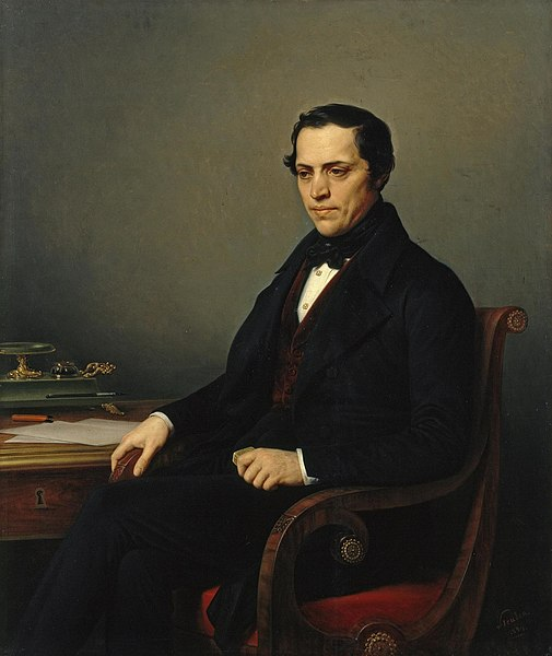 File:Portrait of Dmitry Benardaki by Carl von Steuben.jpg