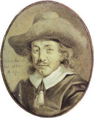 Nicolaes Pieterszoon Berchem - Portrait of Nicolaes Berchem by Jan Stolker (between 1739 and 1785).
