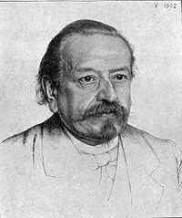 Portrait of Reinier Willem Petrus de Vries (1841-1919)