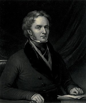 Sir Archibald Alison, 1st Baronet - Sir Archibald Alison, by J. Watson Gordon.