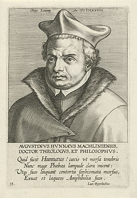Augustin Hunnaeus