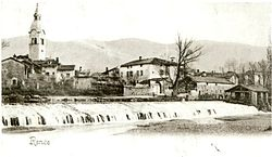 Postcard of Renče 1904.jpg