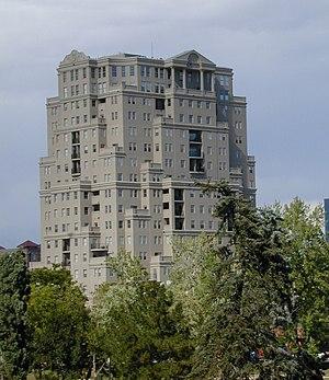 Golden Triangle, Denver - Prado Building, developed by Craig Nassi.