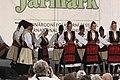 Praha, Staré Město, Ovocný trh, Pražský jarmark, srbské lidové tance VIII.JPG